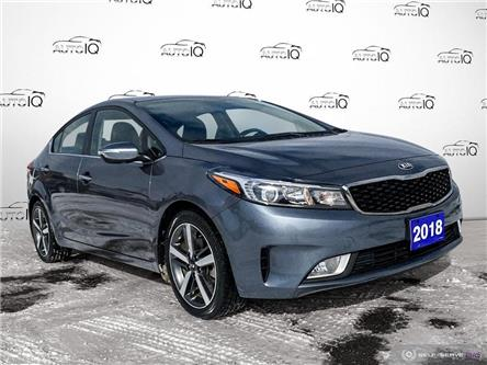 2018 Kia Forte EX (Stk: T0612A) in St. Thomas - Image 1 of 29