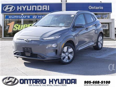 2021 Hyundai Kona EV Ultimate (Stk: 116549) in Whitby - Image 1 of 20