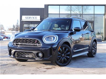 2021 MINI Countryman Cooper S (Stk: 4107) in Ottawa - Image 1 of 30