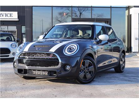 2021 MINI 5 Door Cooper S (Stk: 4099) in Ottawa - Image 1 of 27