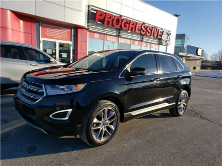 2017 Ford Edge Titanium (Stk: HBB60387) in Sarnia - Image 1 of 25