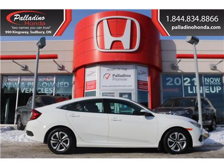 2018 Honda Civic LX (Stk: 22504A) in Greater Sudbury - Image 1 of 32