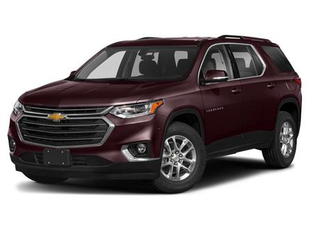 2021 Chevrolet Traverse LT Cloth (Stk: 137115) in London - Image 1 of 9