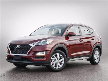 2021 Hyundai Tucson Preferred (Stk: D10238) in Fredericton - Image 1 of 23