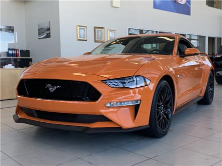 2021 Ford Mustang GT Premium (Stk: 021MU4) in Midland - Image 1 of 10