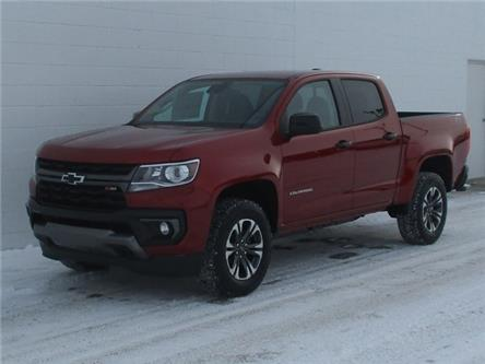 2021 Chevrolet Colorado Z71 (Stk: 21296) in Peterborough - Image 1 of 3