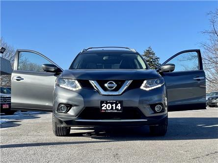 2014 Nissan Rogue SL (Stk: 20-085) in Ajax - Image 1 of 25