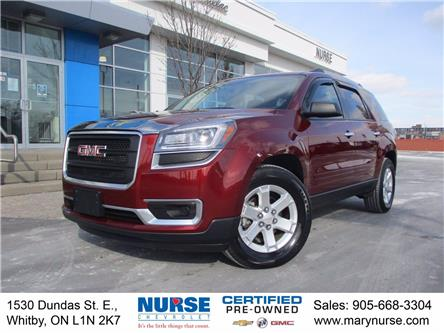 2016 GMC Acadia SLE2 (Stk: 21R012A) in Whitby - Image 1 of 27