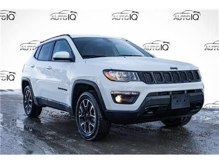 2021 Jeep Compass Sport (Stk: 44481) in Innisfil - Image 1 of 23