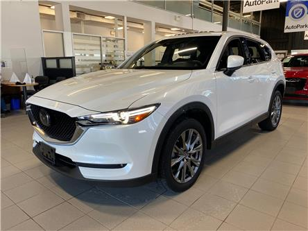 2019 Mazda CX-5 Signature (Stk: 19-45464RJB) in Barrie - Image 1 of 29