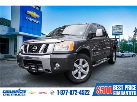2009 Nissan Titan  (Stk: 20-168B) in Trail - Image 1 of 21