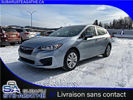 2018 Subaru Impreza Convenience (Stk: A3336) in Sainte-Agathe-des-Monts - Image 1 of 18
