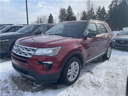 2019 Ford Explorer XLT (Stk: 0C544A) in Miramichi - Image 1 of 3