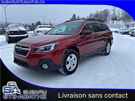 2018 Subaru Outback 2.5i (Stk: A3338) in Sainte-Agathe-des-Monts - Image 1 of 20