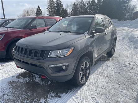 2018 Jeep Compass Trailhawk (Stk: MM1024) in Miramichi - Image 1 of 3