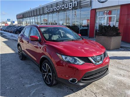 2017 Nissan Qashqai SL (Stk: 520034A) in Scarborough - Image 1 of 8