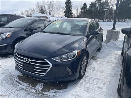 2017 Hyundai Elantra  (Stk: MM1025) in Miramichi - Image 1 of 3
