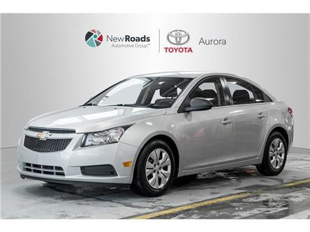 2012 Chevrolet Cruze  (Stk: 322452) in Aurora - Image 1 of 16