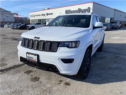 2021 Jeep Grand Cherokee Laredo (Stk: 21-114) in Ingersoll - Image 1 of 20