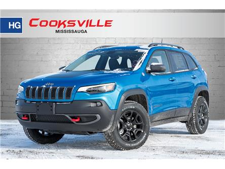 2021 Jeep Cherokee Trailhawk (Stk: MD181492) in Mississauga - Image 1 of 20