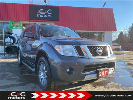 2011 Nissan Pathfinder LE (Stk: ) in Cobourg - Image 1 of 19