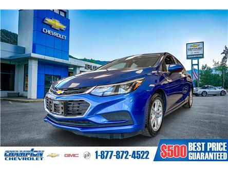 2017 Chevrolet Cruze LT Auto (Stk: 19-142A) in Trail - Image 1 of 21