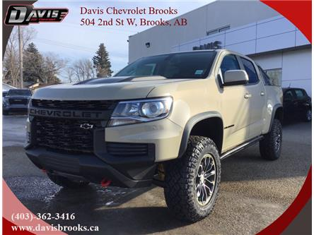 2021 Chevrolet Colorado ZR2 (Stk: 224170) in Brooks - Image 1 of 19