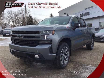 2021 Chevrolet Silverado 1500 RST (Stk: 223572) in Brooks - Image 1 of 18