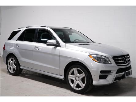2013 Mercedes-Benz M-Class Base (Stk: #187174) in Vaughan - Image 1 of 26