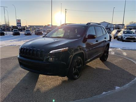 2017 Jeep Cherokee Sport (Stk: P1481) in Medicine Hat - Image 1 of 21