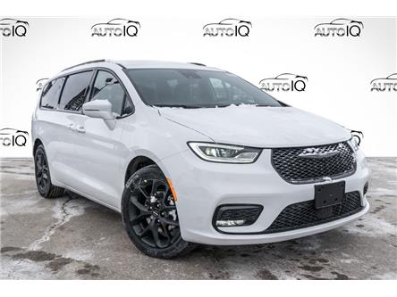 2021 Chrysler Pacifica Touring-L Plus (Stk: 34772) in Barrie - Image 1 of 25