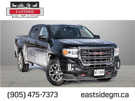 2021 GMC Canyon AT4 w/Leather (Stk: M1122921) in Markham - Image 1 of 19