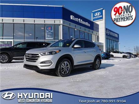2017 Hyundai Tucson Premium (Stk: E5428) in Edmonton - Image 1 of 21