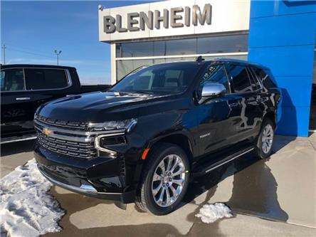 2021 Chevrolet Tahoe Premier (Stk: M149) in Blenheim - Image 1 of 27