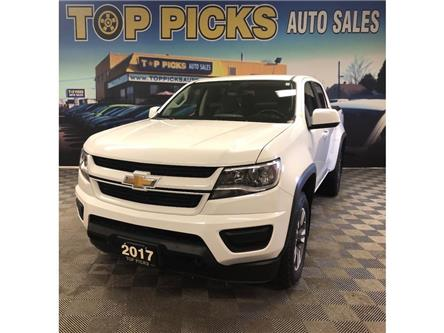 2017 Chevrolet Colorado WT (Stk: 322216) in NORTH BAY - Image 1 of 28