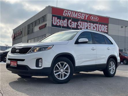 2014 Kia Sorento LX V6 model ! very affordable SUV !!!! (Stk: N4019A) in Grimsby - Image 1 of 19