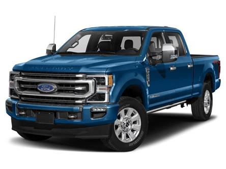2021 Ford F-250 Platinum (Stk: FF27275) in Tilbury - Image 1 of 9