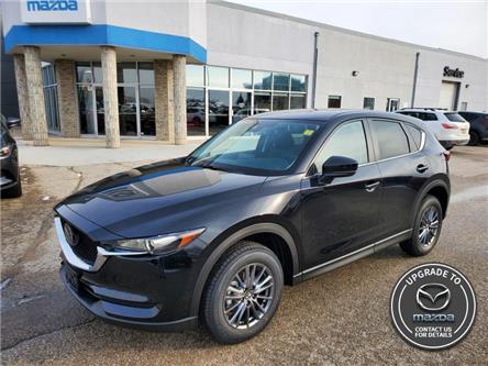 2021 Mazda CX-5 GS (Stk: M21022) in Steinbach - Image 1 of 23