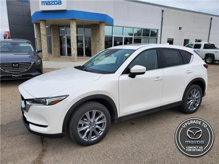 2021 Mazda CX-5 GT (Stk: M21023) in Steinbach - Image 1 of 26