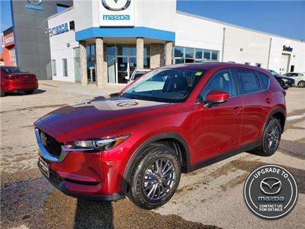 2021 Mazda CX-5 GS (Stk: M21029) in Steinbach - Image 1 of 22