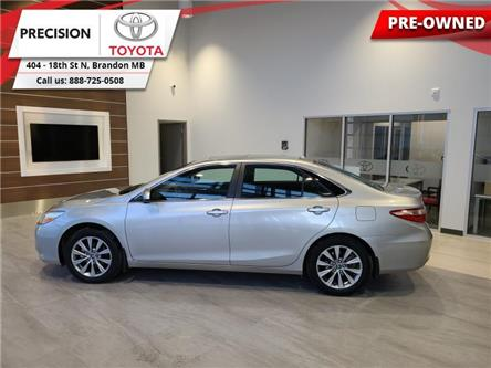 2017 Toyota Camry XLE (Stk: 203291) in Brandon - Image 1 of 29