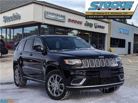 2021 Jeep Grand Cherokee Summit (Stk: 35872) in Waterloo - Image 1 of 16