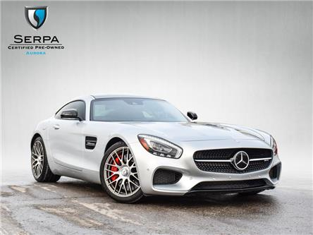 2017 Mercedes-Benz AMG GT S (Stk: P1287) in Aurora - Image 1 of 26