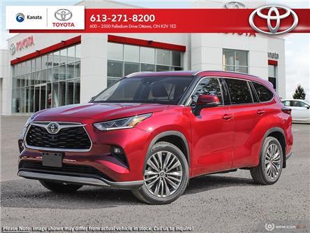 2021 Toyota Highlander Limited (Stk: 90933) in Ottawa - Image 1 of 24