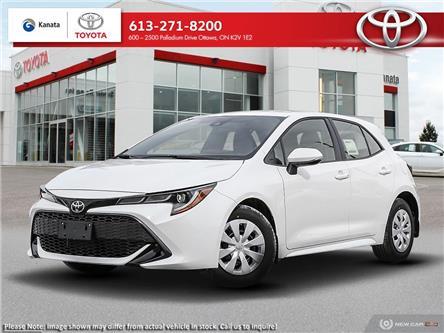 2020 Toyota Corolla Hatchback Base (Stk: 90490) in Ottawa - Image 1 of 24