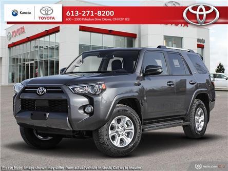 2021 Toyota 4Runner Base (Stk: 90894) in Ottawa - Image 1 of 24