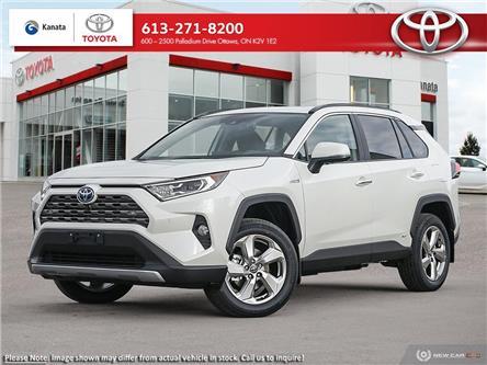 2021 Toyota RAV4 Hybrid Limited (Stk: 90919) in Ottawa - Image 1 of 24
