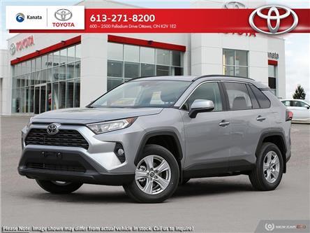 2021 Toyota RAV4 XLE (Stk: 90860) in Ottawa - Image 1 of 24