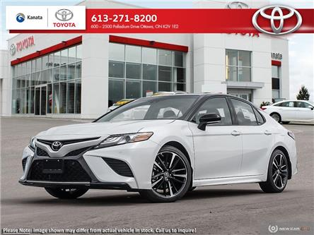 2020 Toyota Camry XSE (Stk: 90217) in Ottawa - Image 1 of 24
