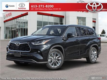 2021 Toyota Highlander Limited (Stk: 90937) in Ottawa - Image 1 of 24
